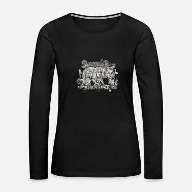 Baroque Baroque Ass mother - Women's Premium Long Sleeve T-Shirt