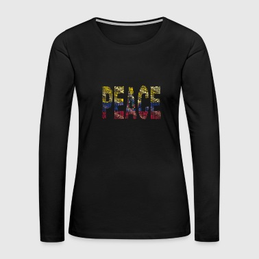 Ecuador - Women's Premium Long Sleeve T-Shirt