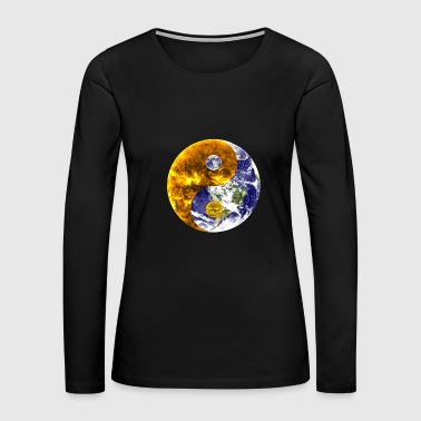 Yin Yang - Women's Premium Long Sleeve T-Shirt