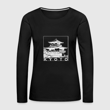 Kyoto - Women's Premium Long Sleeve T-Shirt
