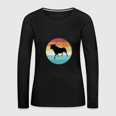 Steak Bull - Women's Premium Long Sleeve T-Shirt