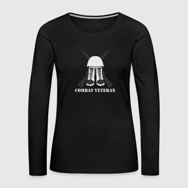 Insignia Military Soldier Army Navy Marines - Women's Premium Long Sleeve T-Shirt