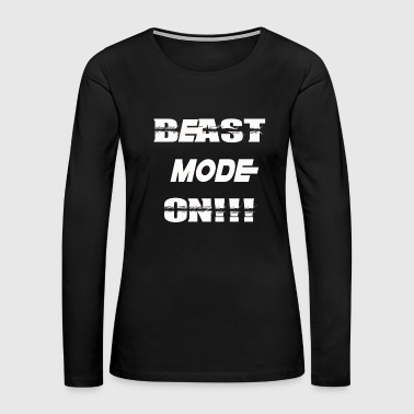 Mode on!!! - Women's Premium Long Sleeve T-Shirt