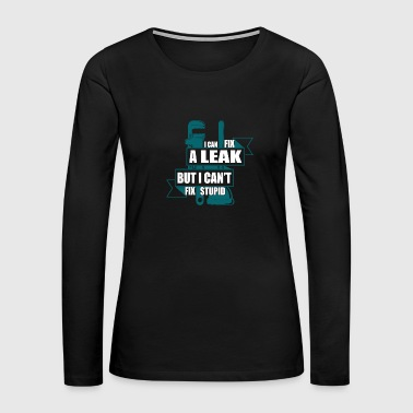 Gas Klemper - Women's Premium Long Sleeve T-Shirt