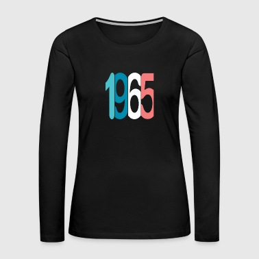 1965 - Women's Premium Long Sleeve T-Shirt