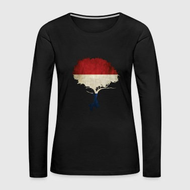 Netherlands Amsterdam Rotterdam Holland - Women's Premium Long Sleeve T-Shirt