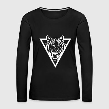 Tigers Roar - Tiger - Women's Premium Long Sleeve T-Shirt