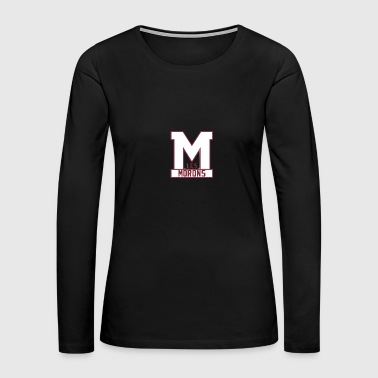 Moron the Morons - Women's Premium Long Sleeve T-Shirt
