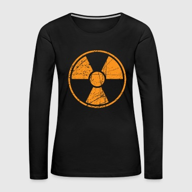 Nuclear - Women's Premium Long Sleeve T-Shirt