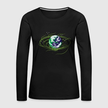 Planet Earth Planet Earth - Women's Premium Long Sleeve T-Shirt