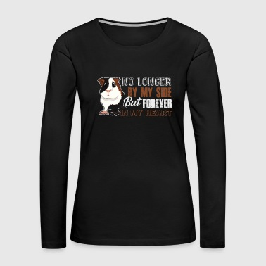 Guinea Pig Shirt - Women's Premium Long Sleeve T-Shirt