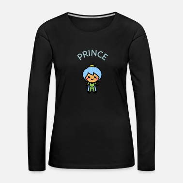 Prince prince - Women's Premium Long Sleeve T-Shirt
