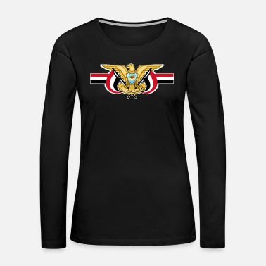 Yemen Yemen - Women's Premium Long Sleeve T-Shirt