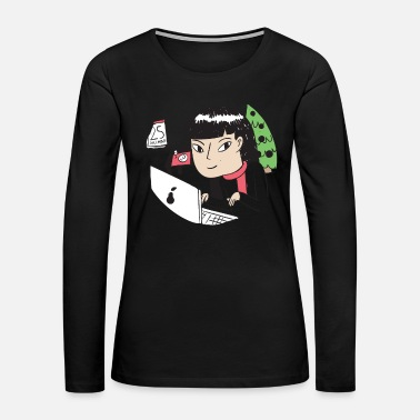 Surprise Christmas - Women's Premium Long Sleeve T-Shirt