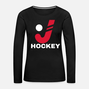Norway Hockey Sport Leisure Ball Game Gift Racket - Women's Premium Long Sleeve T-Shirt