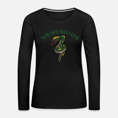 Snake Snake - Women's Premium Long Sleeve T-Shirt