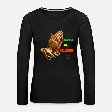 Religion Religion - Women's Premium Long Sleeve T-Shirt