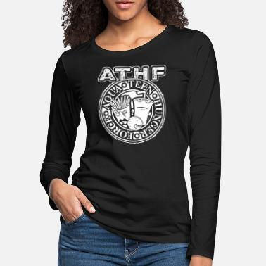 Hunger Aqua Teen Hunger Force - Women's Premium Longsleeve Shirt