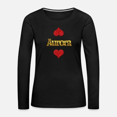 Aurora Aurora - Women's Premium Long Sleeve T-Shirt