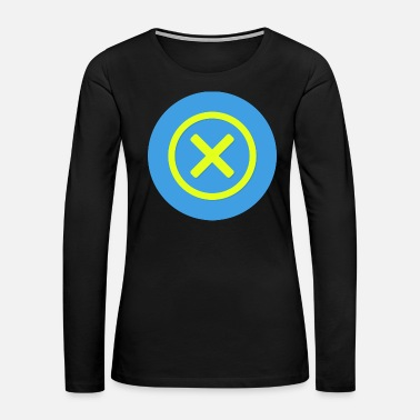 Symbol symbol - Women's Premium Long Sleeve T-Shirt