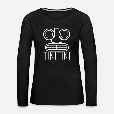 Inca TIKITIKI JUNGLE (w) - Women's Premium Long Sleeve T-Shirt