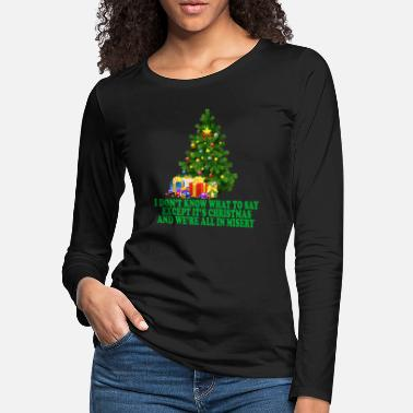 Vacation christmas vacation misery - Women's Premium Longsleeve Shirt