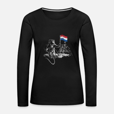 Netherlands The Netherlands - Women's Premium Long Sleeve T-Shirt
