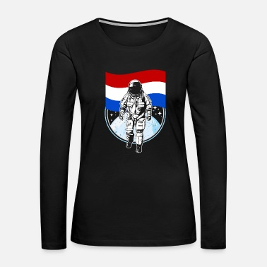 Netherlands Netherlands - Women's Premium Long Sleeve T-Shirt