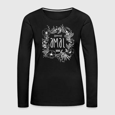 First Name AMAL - Women's Premium Long Sleeve T-Shirt