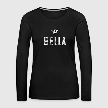 Senior Beautiful Girl - Women's Premium Long Sleeve T-Shirt