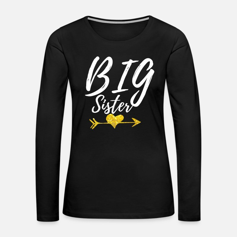 Big Sister Shirt Big Sister Announcement Shirt By T Expert Spreadshirt