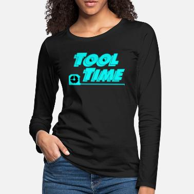 Band Tool Time - Women's Premium Longsleeve Shirt