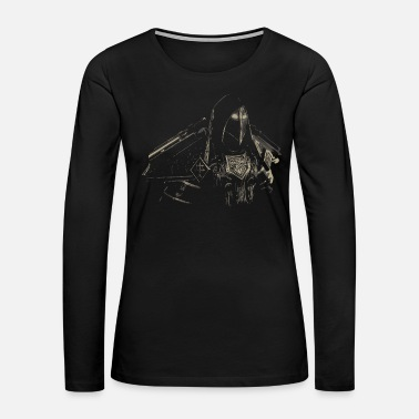 Blizzard Paladin Armor - Women's Premium Long Sleeve T-Shirt