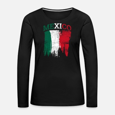Mexican Mexico - Women's Premium Long Sleeve T-Shirt