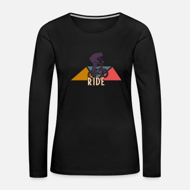 Bmx Bmx - Women's Premium Long Sleeve T-Shirt
