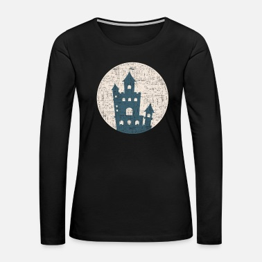 Prince lock gift prince Castle king - Women's Premium Long Sleeve T-Shirt