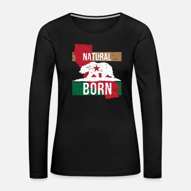 San-diego CA California Native Gift for Home State Pride - Women's Premium Long Sleeve T-Shirt