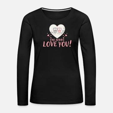 Mrs Valentine's Day Love Couples Nice Gift - Women's Premium Long Sleeve T-Shirt
