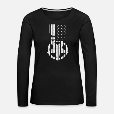 Occasion Soldier Medal USA America Gift - Women's Premium Long Sleeve T-Shirt