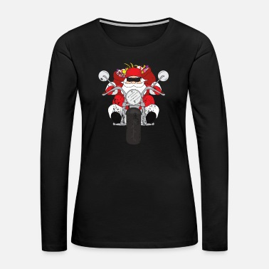 Happy Retro Vintage Grunge Style Christmas Xmas - Women's Premium Long Sleeve T-Shirt