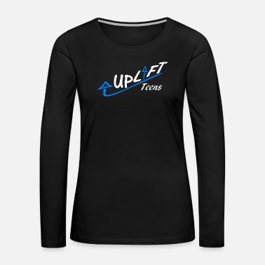Teen Uplift Teens - Women's Premium Long Sleeve T-Shirt