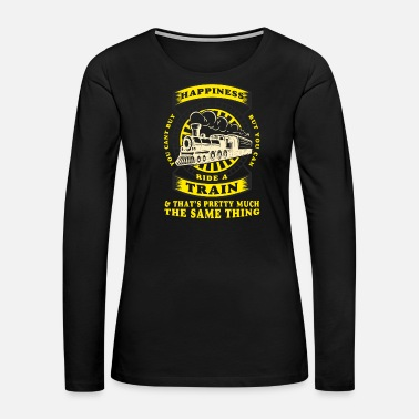 Train Driver Train driver - Women's Premium Long Sleeve T-Shirt