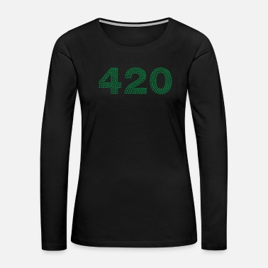 Hemp 420 hemp - Women's Premium Long Sleeve T-Shirt