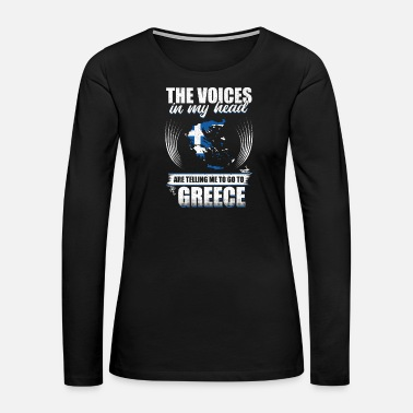 Ancient Greece - Women's Premium Long Sleeve T-Shirt