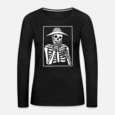 Smoker Smoker - Women's Premium Long Sleeve T-Shirt