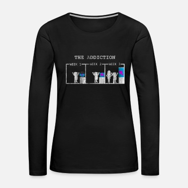 Aquarium Aquarium Fish - Women's Premium Long Sleeve T-Shirt