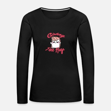 Sushi Sushi Japan Food Gift Idea - Women's Premium Long Sleeve T-Shirt