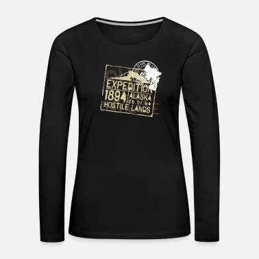 Expedition expedition - Women's Premium Long Sleeve T-Shirt