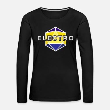 Electro Electro - Women's Premium Long Sleeve T-Shirt
