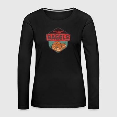 Europe Bagel - Women's Premium Long Sleeve T-Shirt